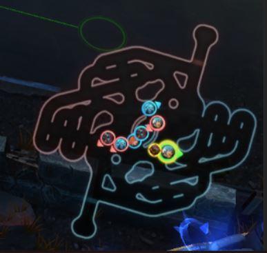 New mini map