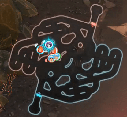 Old mini map