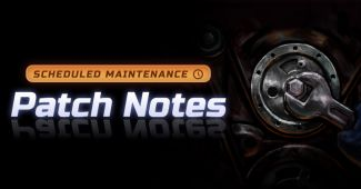 Scheduled Maintenance and Patch Notes 07/01/2020 -