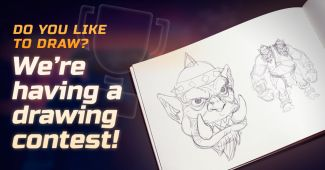 Do you like to draw?  We're having a drawing contest!