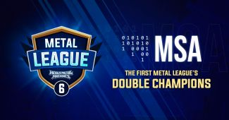 MSA, the fist Metal League's Double Champions talk about their second victory
