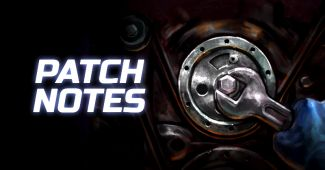 Scheduled Maintenance and Patch Notes 11/03/2020 -