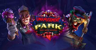Unamusement Park Lore – Act 3: Jingle Hells