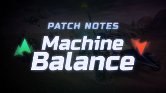 26.11.2019 – Patch Notes Version 6.00.1418 - A new machine balance for Dirt Devil and Artificer will be released on November 26th.