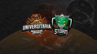 Falkol Storm falam sobre sua vitória na Liga Universitária 2019 -