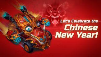 ¡Celebra el Año Nuevo chino en Heavy Metal Machines! -