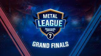 Hier sind die Champions der Metal League 7 sowie die endgültige Rangliste -