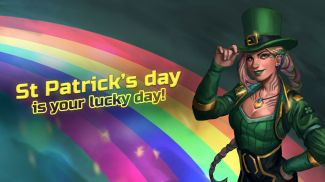 Aziz Patrick gününü Metal City'de de kutlayalım! -