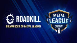 Entrevista com o capitão da Roadkill, bicampeões do Metal League! -