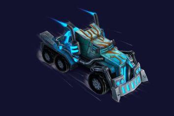 Icebringer – Helheim Driver
