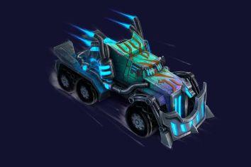 Icebringer – Jotunheim Pilot