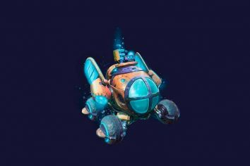 Stargazer – Deep-Sea Submarine