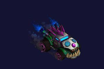 Killer J. – Race to Jokstruction (Purple)