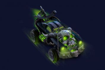 Windrider – Ghost Driver (Black)