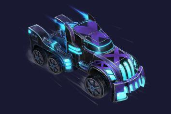 Icebringer – Cryonic Effect (Purple)