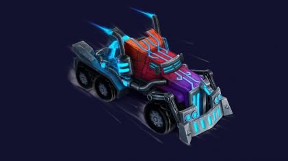 Icebringer – Cold Truck (Thermal)