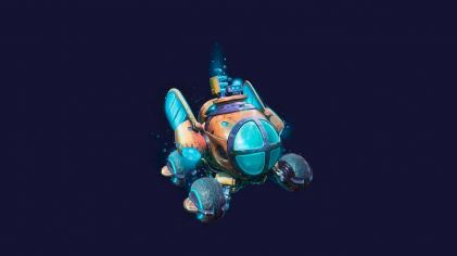 Stargazer – Deep-Sea Submarine