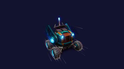 Stargazer – Traverse the Void