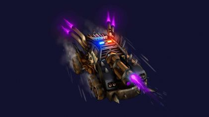 Full Metal Judge – Wastelands Justice