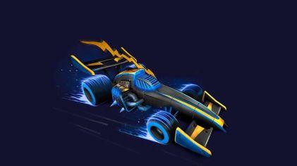 Черный Лотос — Скорость молнии