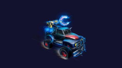Clunker – Steel Tow Truck