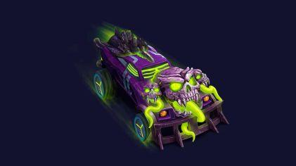 Windrider – Among the Dead (Purple)