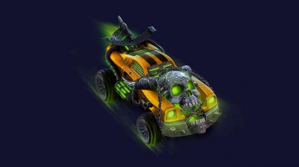 Windrider – Ghost Driver (Yellow)