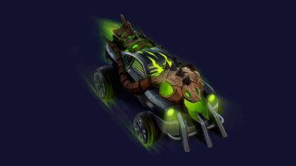 Windrider – Buffalo Skull (Black)