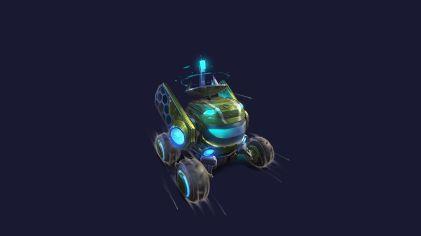 Stargazer – Space Healer