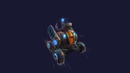 Stargazer – Professional Astronaut