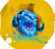 Score Effect - Unfrozen Yeti